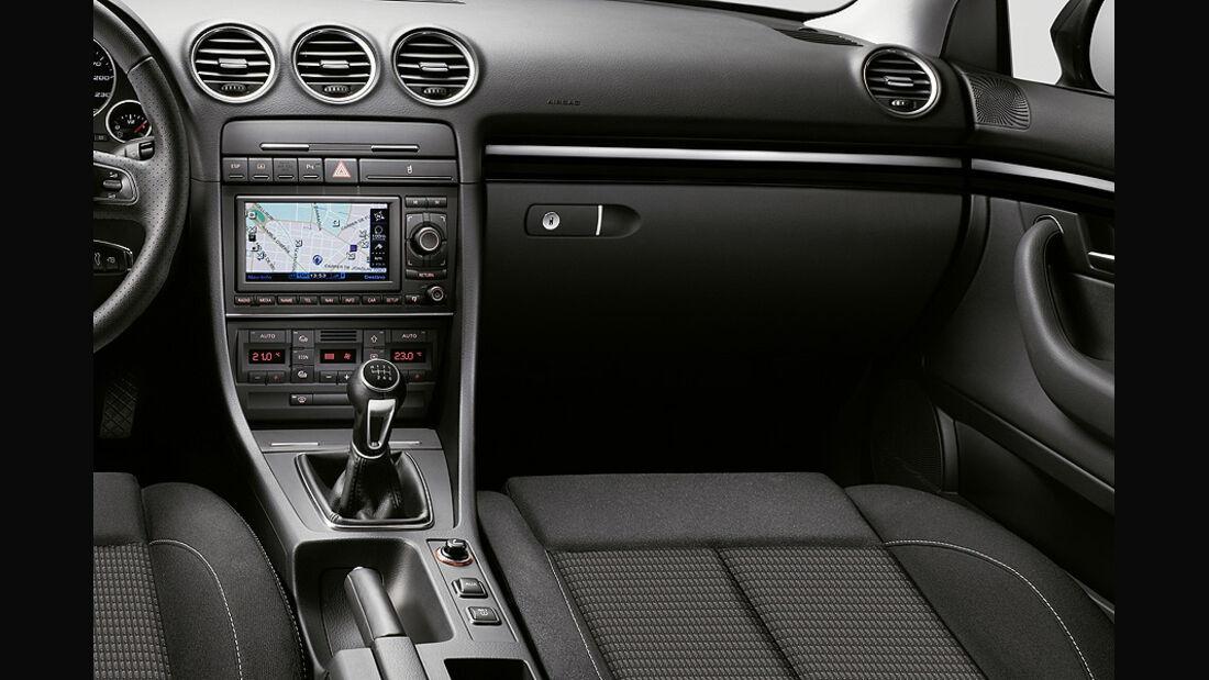 Seat Exeo, facelift 2011, Innenraum