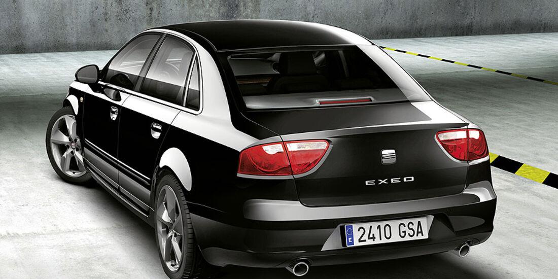 Seat Exeo, facelift 2011