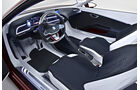 Seat IBE, Innenraum, Cockpit