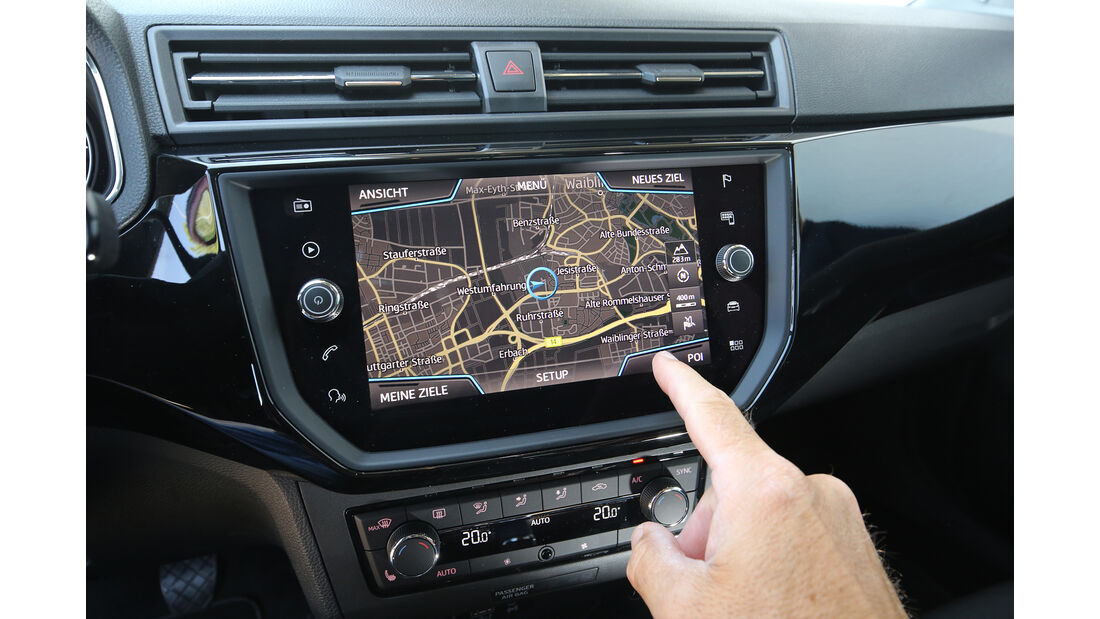 Seat Ibiza 1.0 EcoTSI Interieur