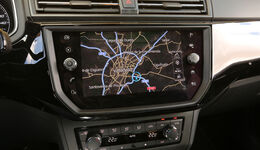 Seat Ibiza 1.0 EcoTSI Xcellence, Interieur