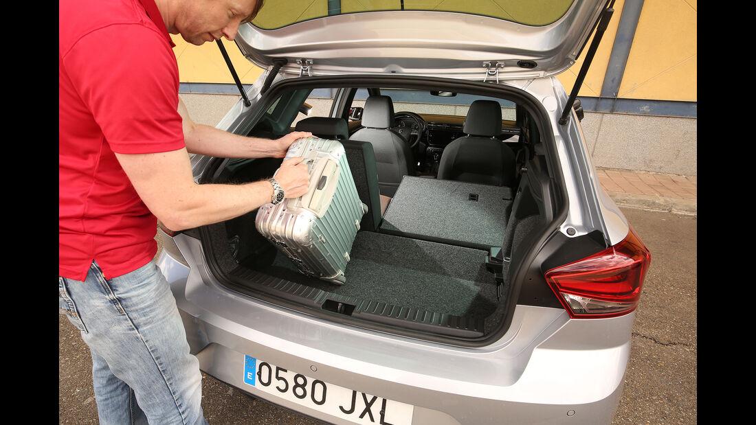 Seat Ibiza 1.0 EcoTSI Xcellence, Kofferraum