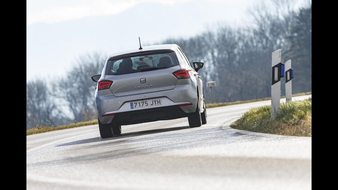 Seat Ibiza 1.0 TSI, Exterieur