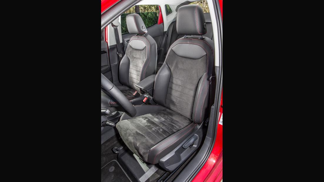 Seat Ibiza 1.0 TSI, Fahrersitz