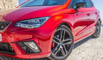 Seat Ibiza 1.0 TSI, Frontscheinwerfer