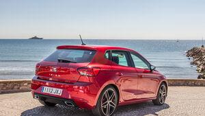 Seat Ibiza 1.0 TSI, Heckansicht
