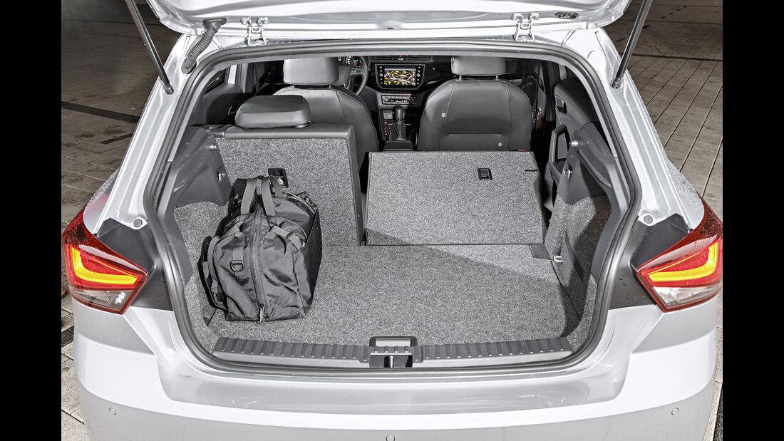 Seat Ibiza 1.0 TSI, Kofferraum