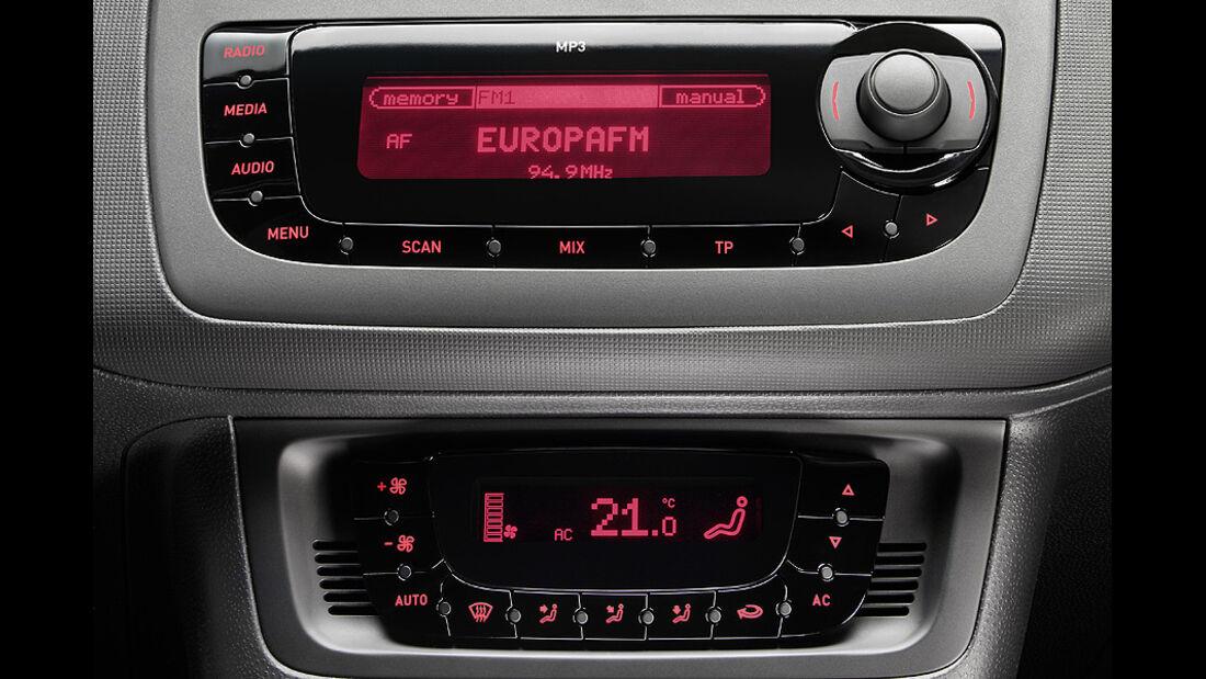 Seat Ibiza 1.2 TSI, Klimaanlage, Radio