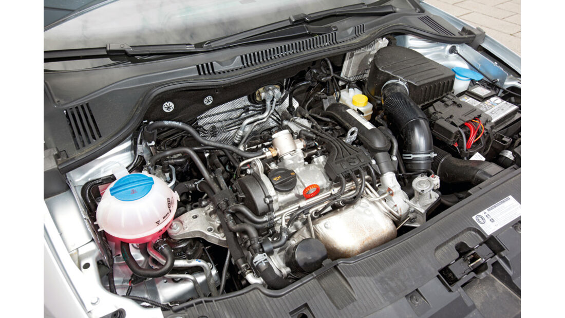 Seat Ibiza, 1.2 TSI, Motor