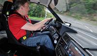 Seat Ibiza 1.5 GLX, Cockpit
