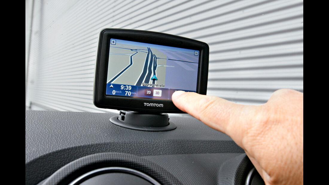 Seat Ibiza 1.6 TDI CR FR, Navi, Bildschirm