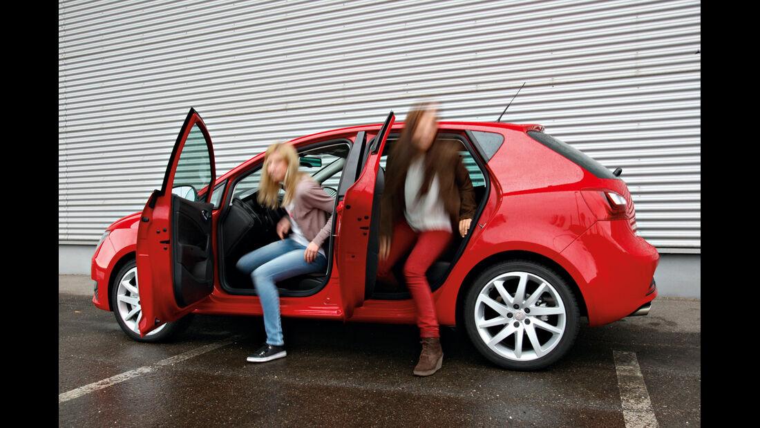 Seat Ibiza 1.6 TDI CR FR, Seitentüren