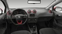 Seat Ibiza 2015 Cockpit