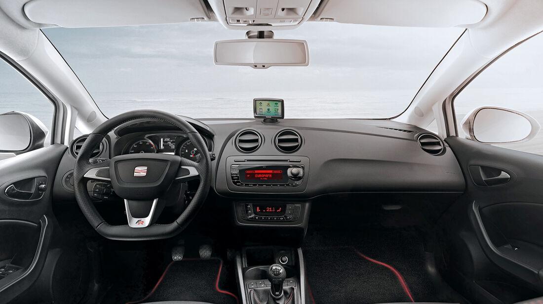 Seat Ibiza, Cockpit