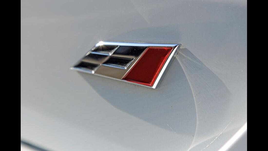 Seat Ibiza Cupra, Emblem