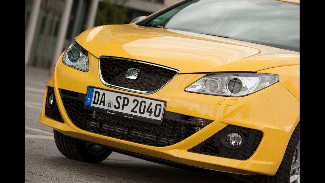 Seat Ibiza FR, Motorhaube