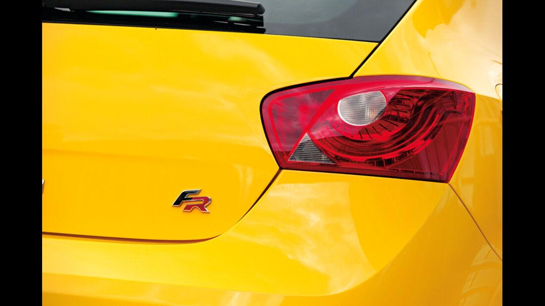 Seat Ibiza FR, Rückleuchte