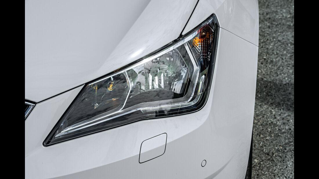 Seat Ibiza, Frontscheinwerfer