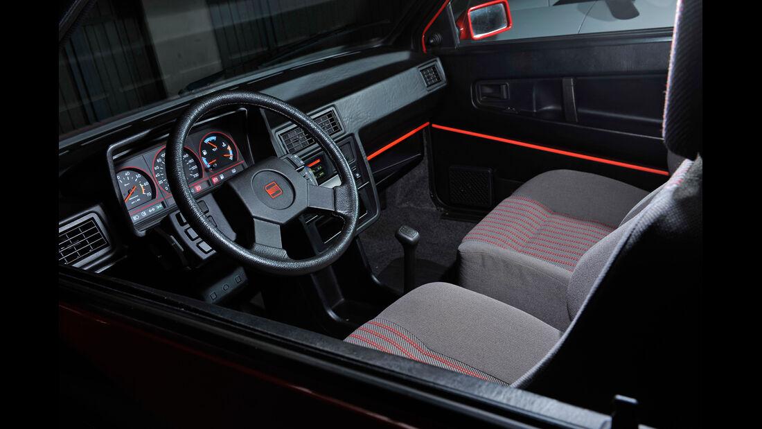 Seat Ibiza, Kofferraum