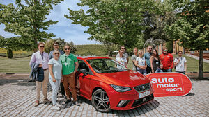 Seat Ibiza, Lesertestdrive 2017, Advertorial