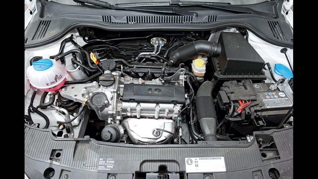 Seat Ibiza, Motor