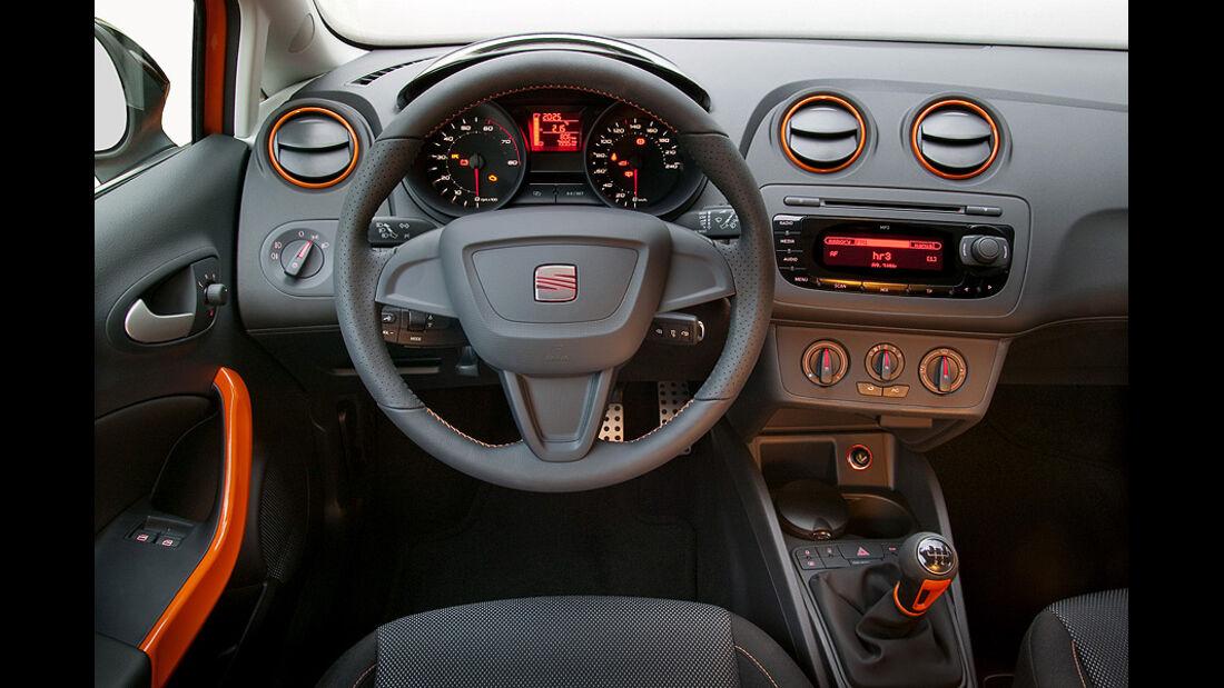 Seat Ibiza SC Sport Limited Sondermodell