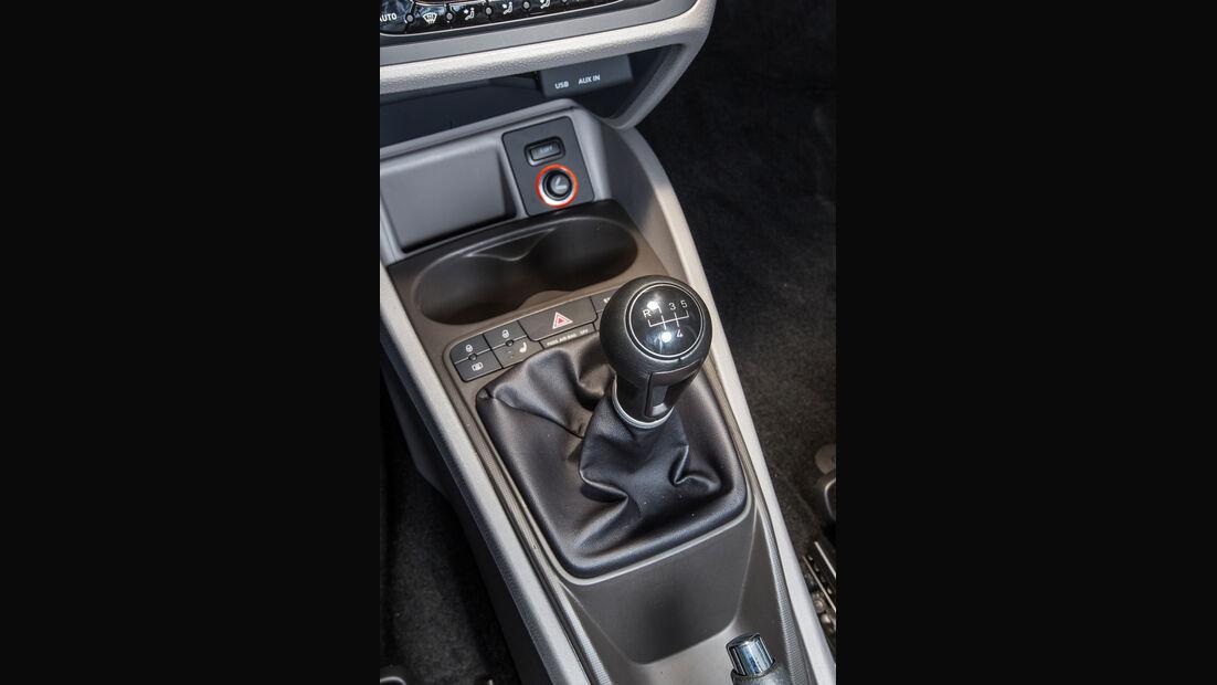 Seat Ibiza ST 1.2 TSI Style, Schaltknauf, Schalthebel