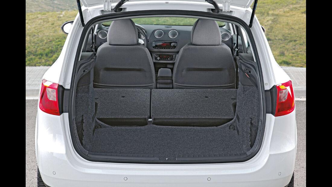 Seat Ibiza ST, Kofferraum