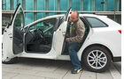 Seat Ibiza ST, Seitenansicht Türen