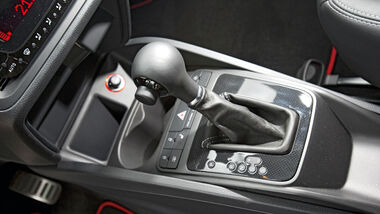 Seat Ibiza, Schalthabel, Schaltknauf, DSG