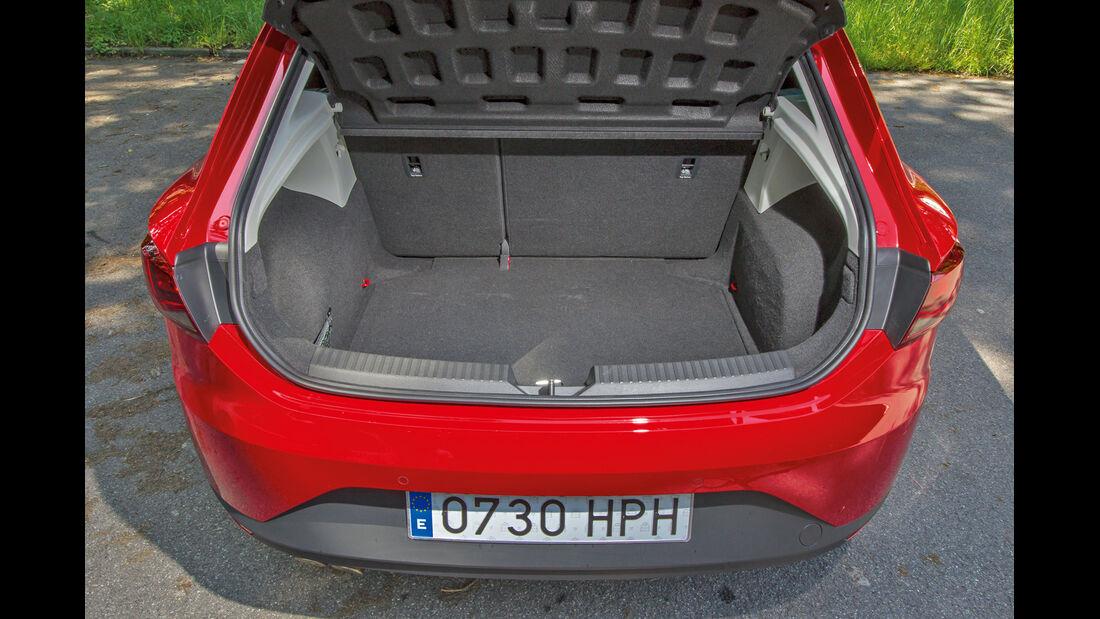 Seat León SC 1.8 TSI FR, Kofferraum