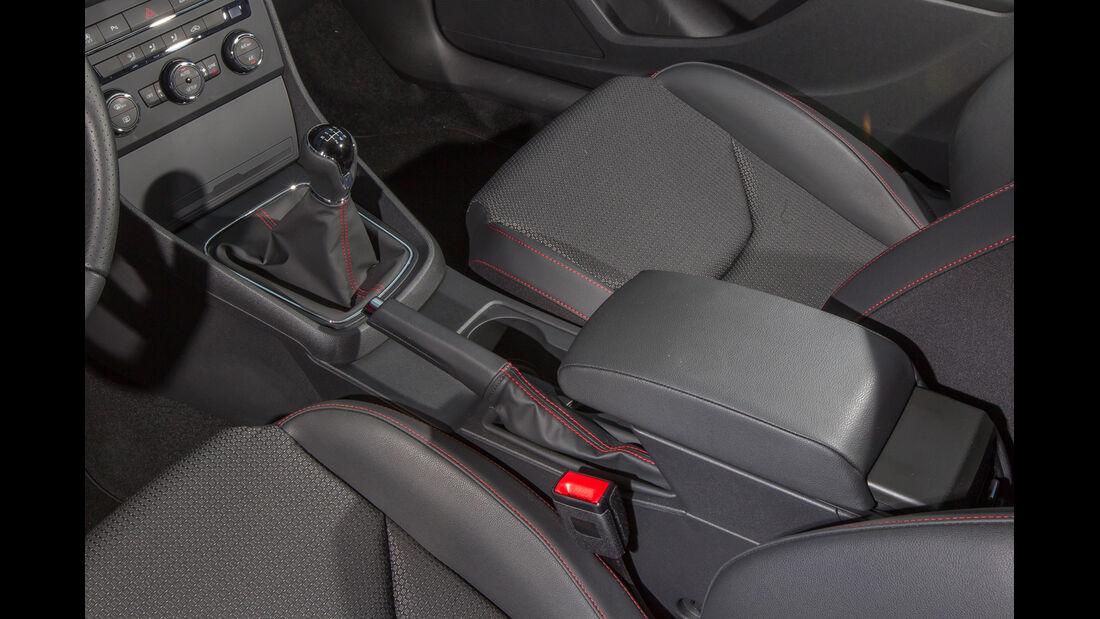 Seat León SC 1.8 TSI FR, Schalthebel