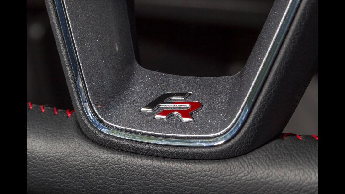 Seat León SC 1.8 TSI FR, Schriftzug