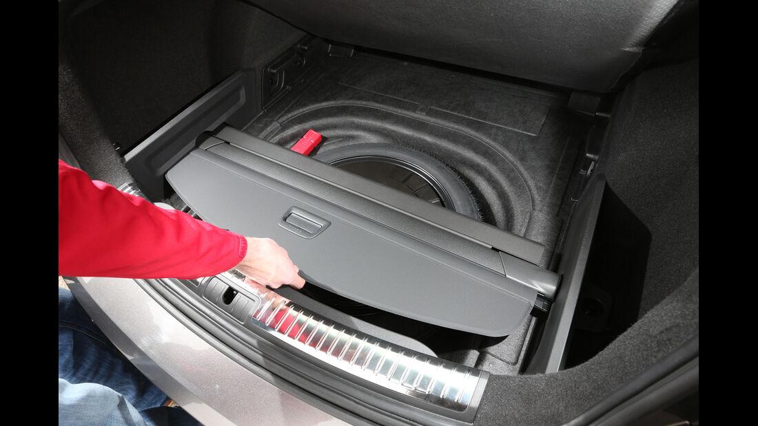Seat León ST 1.4 TSI, Kofferraum, Stauraum