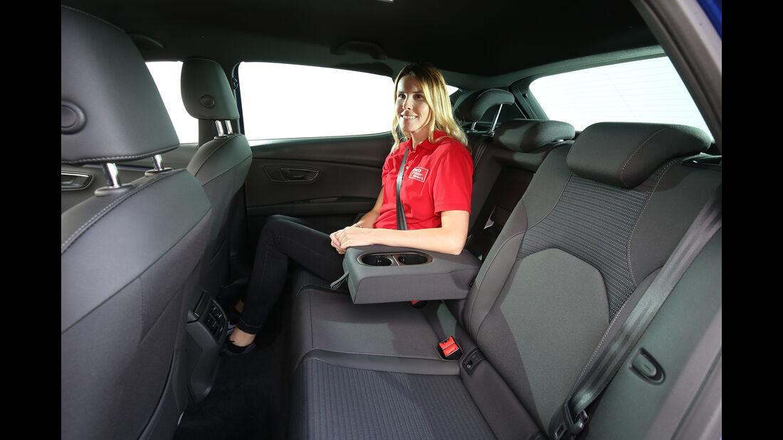 Seat Leon 1.0 TSI, Interieur