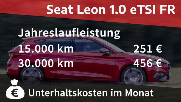 Seat Leon 1.0 eTSI FR Realverbrauch