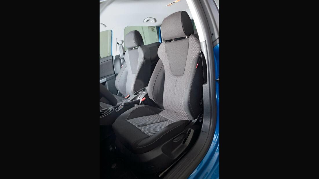 Seat Leon 1.4 TSI, Fahrersitz, Vordesitze