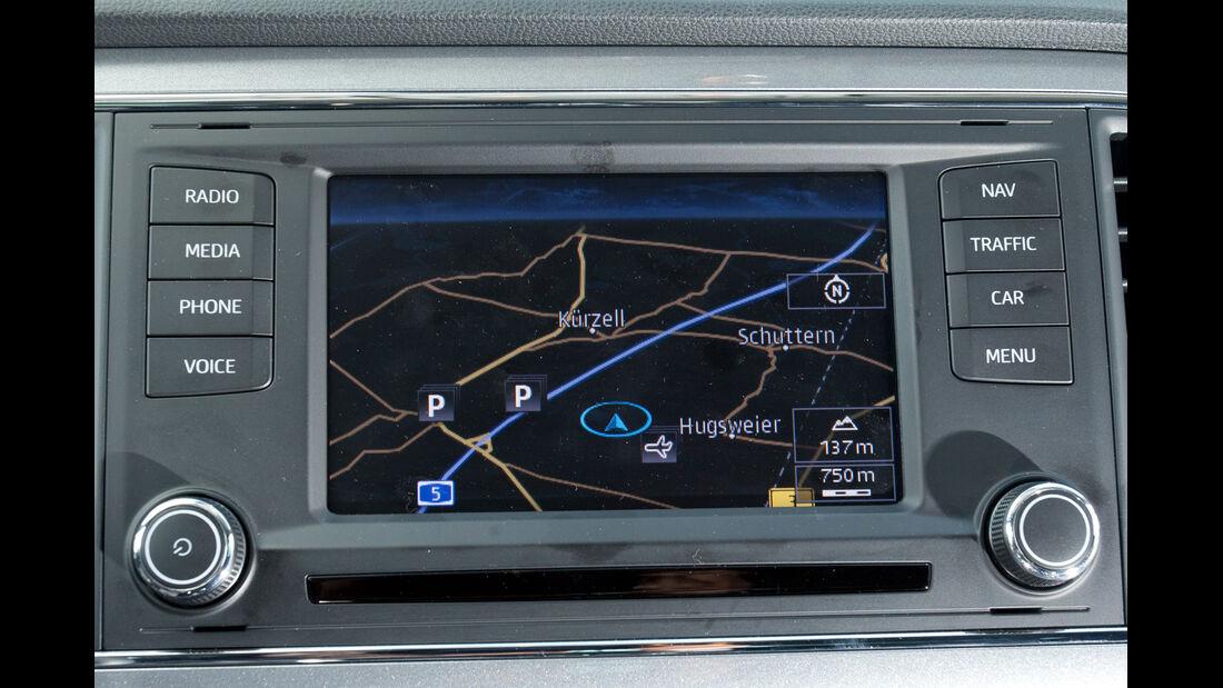 Seat Leon 1.4 TSI, Monitor, Navi