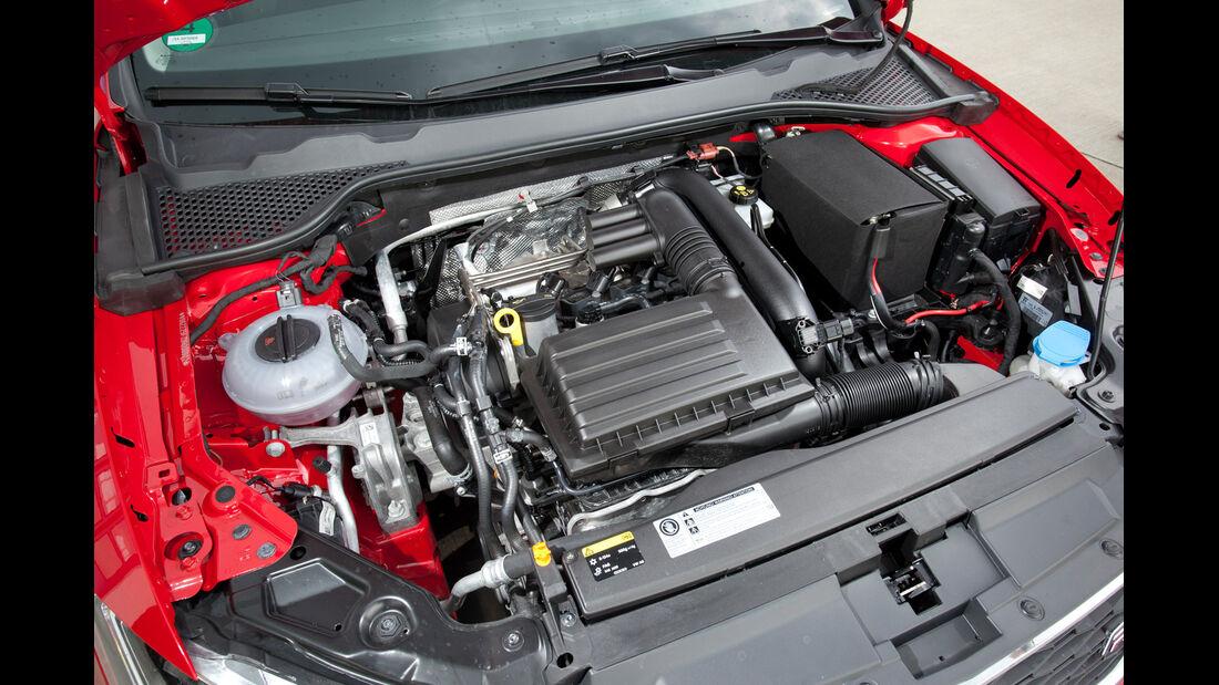 Seat Leon 1.4 TSI, Motor