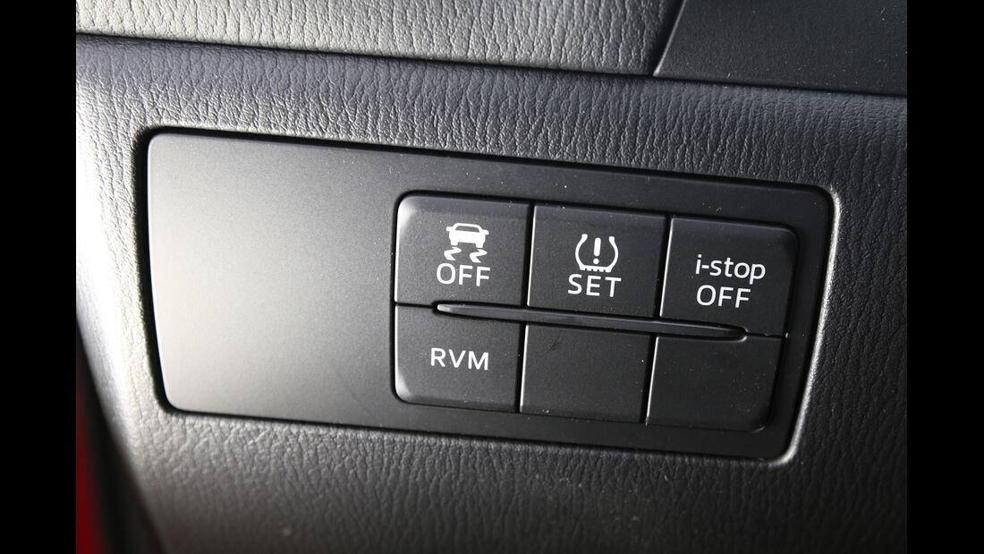 Seat Leon 2.0 TDI, Bedienelemente