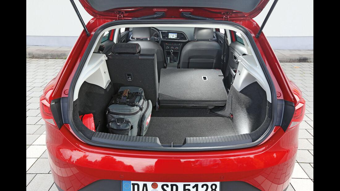 Seat Leon 2.0 TDI, Kofferraum