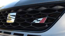 Seat Leon Cupra 280, Kühlergrill, Emblem