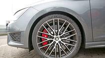 Seat Leon Cupra 280 Performance Pack, Rad, Felge, Bremse