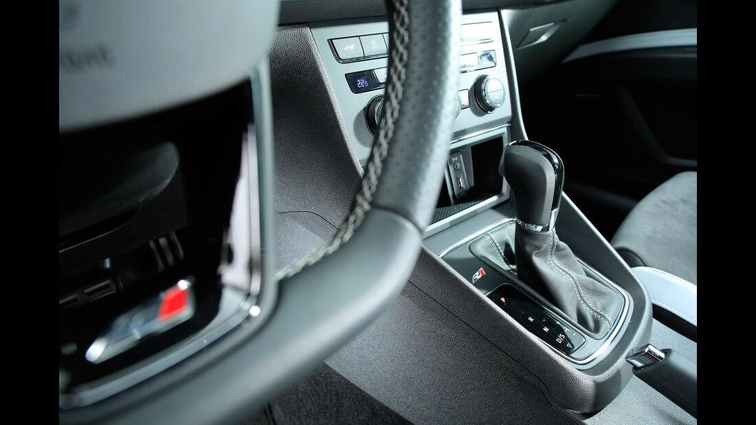 Seat Leon Cupra 290, Schalthebel