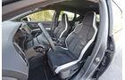 Seat Leon Cupra, Fahrersitz