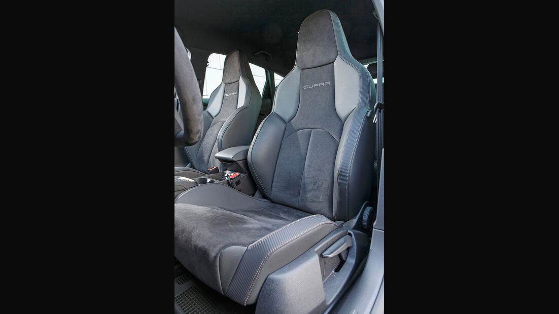 Seat Leon Cupra R, Interieur