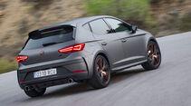 Seat Leon Cupra R - Kompaktsportwagen - Sonderserie - Fahrbericht