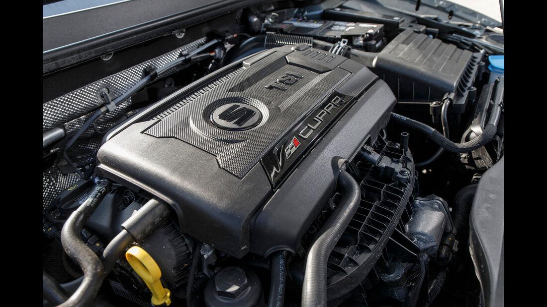 Seat Leon Cupra R, Motor