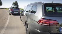 Seat Leon Cupra R ST 4Drive, VW Golf R Variant 4Motion, Exterieur