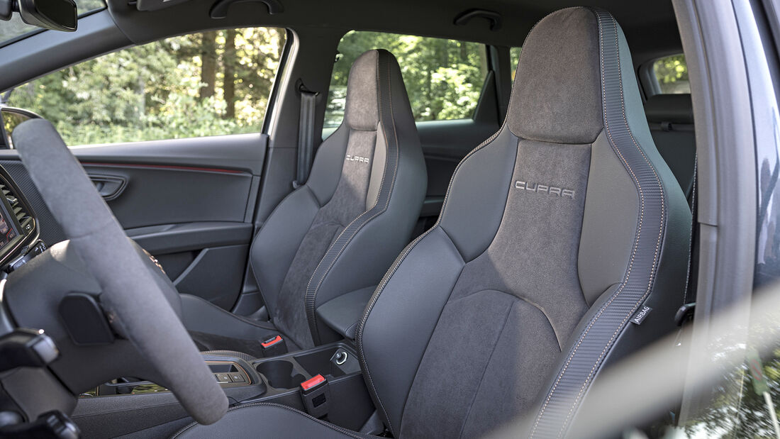 Seat Leon Cupra R ST 4Drive, spa_2019_09, Vergleichstest, Interieur